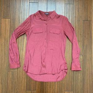 Women's Express Buttoned Shirt